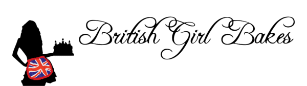 British Girl Bakes Logo